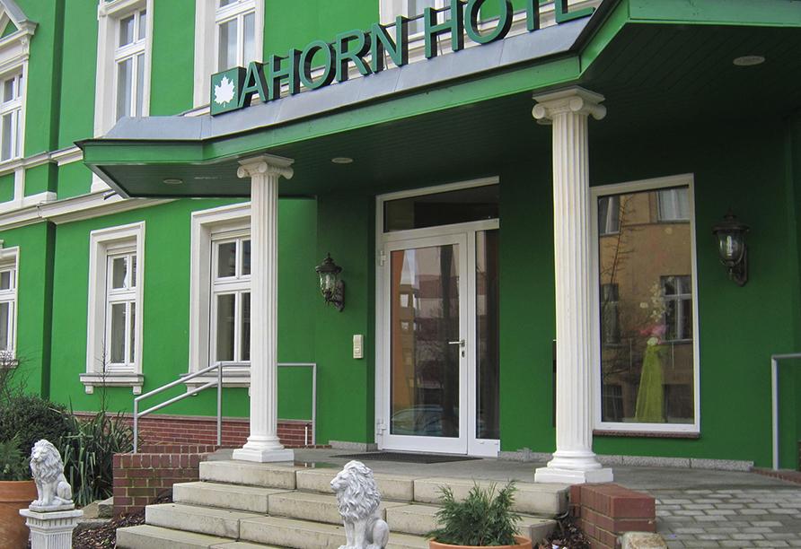 Außenansicht vom Ahorn Hotel Cottbus
