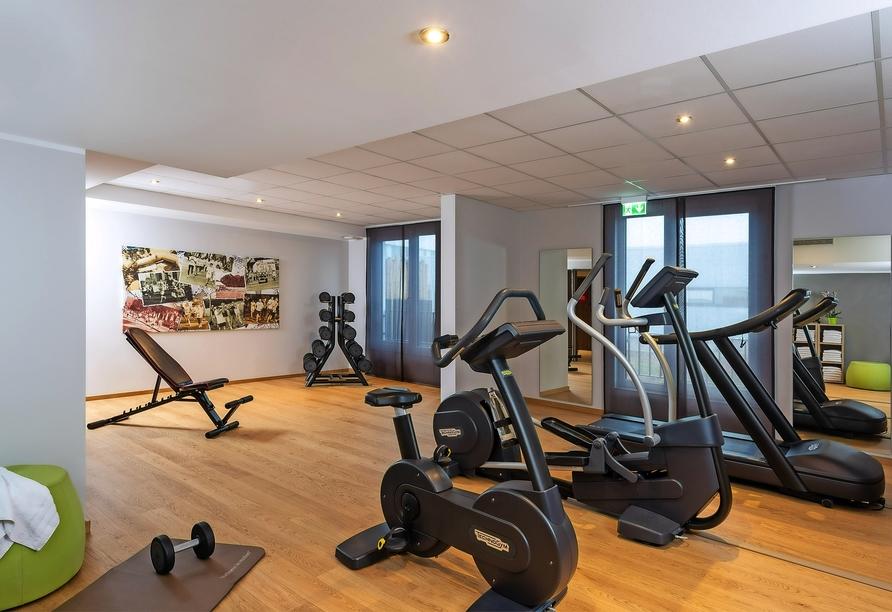Leonardo Hotel Bad Kreuznach, Fitness