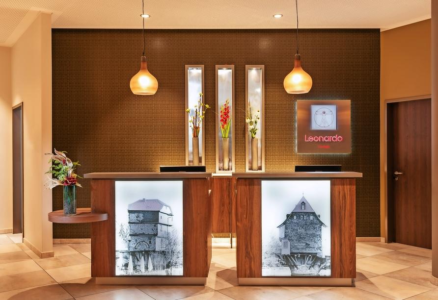 Leonardo Hotel Bad Kreuznach, Wellness
