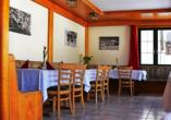 Restaurant im Das Waldkönig Ferienhotel