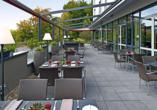 Leonardo Hotel Völklingen-Saarbrücken, Terrasse