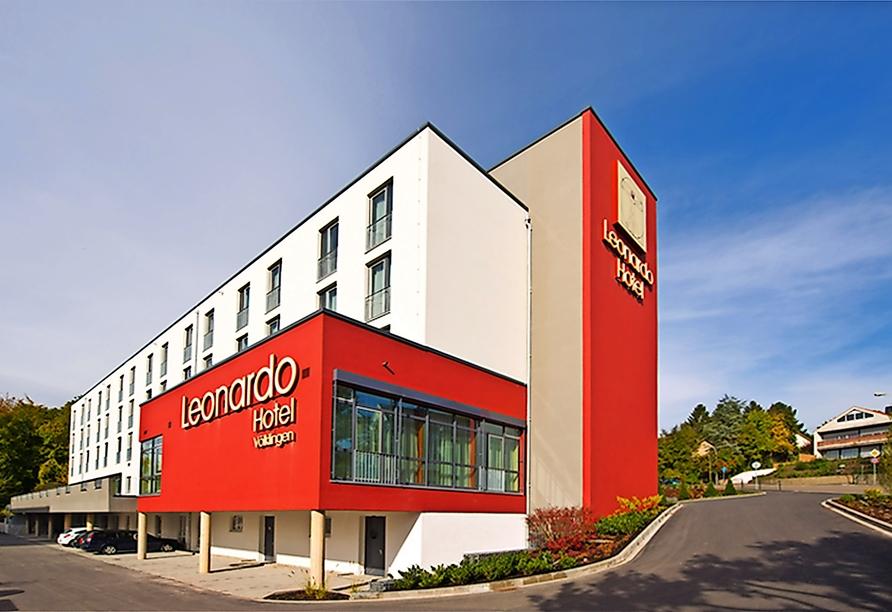 Leonardo Hotel Völklingen-Saarbrücken, Außenansicht