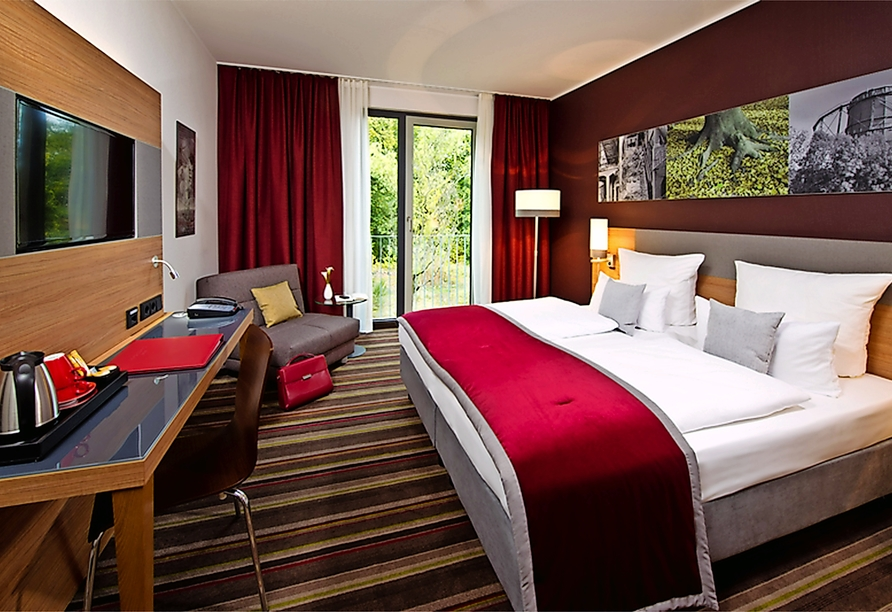 Leonardo Hotel Völklingen-Saarbrücken, Zimmerbeispiel
