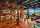 Bar vom Hotel Baía Cristal Beach & Spa Resort