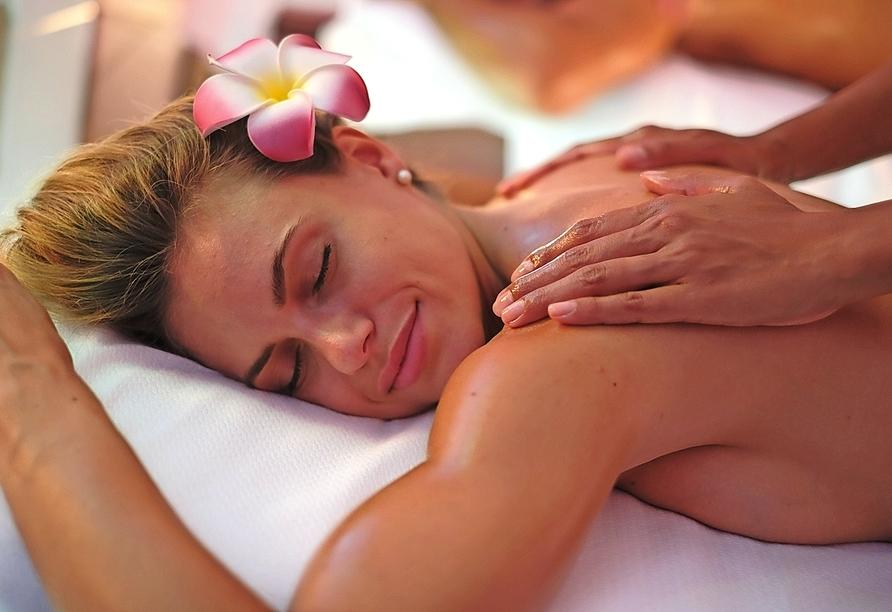 Parc Hotel Gritti, Bardolino, Gardasee, Italien, Massage