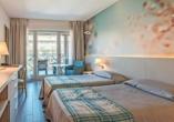 Parc Hotel Gritti, Bardolino, Gardasee, Italien, Zimmerbeispiel Balkon