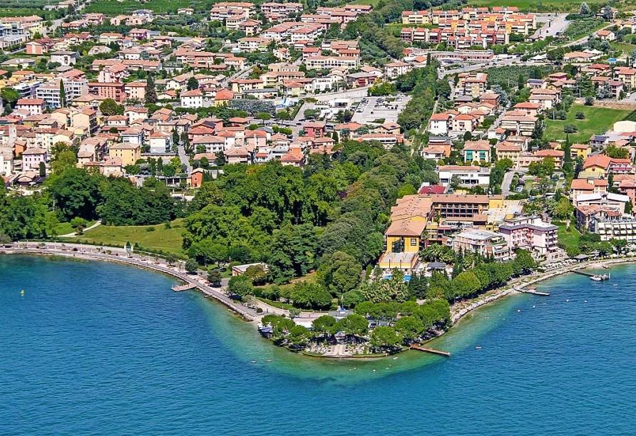 Parc Hotel Gritti, Bardolino, Gardasee, Italien, Lage