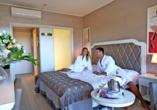 Parc Hotel Gritti, Bordolino, Gardasee, Italien, Zimmerbeispiel Balkon Privileg