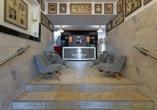 Active & Wellness Hotel Subterra in Ostrov, Lobby