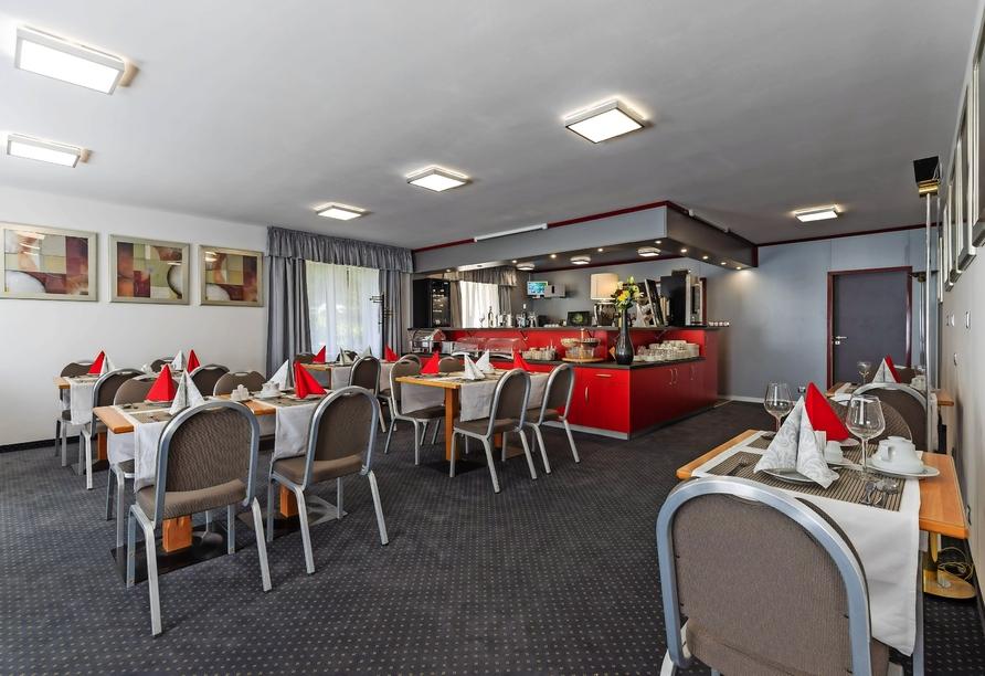 Active & Wellness Hotel Subterra in Ostrov, Restaurant