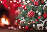 DAS Loft Hotel in Willingen, Weihnachten