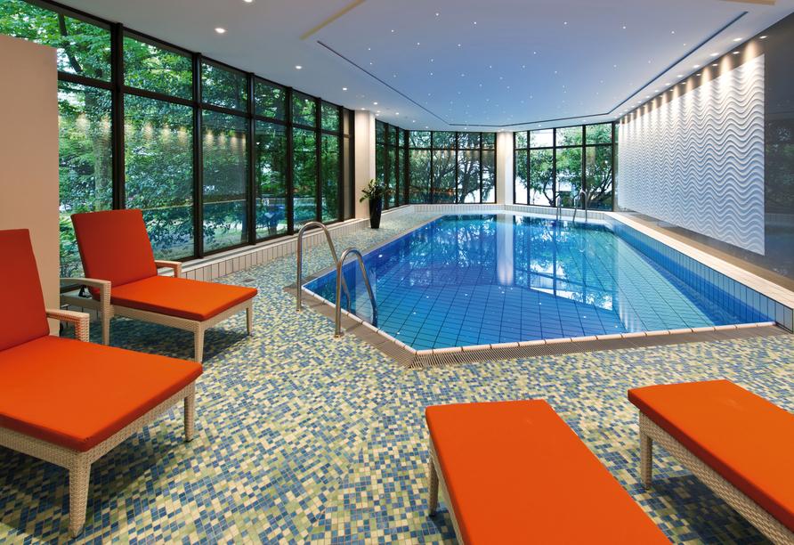 Maritim Hotel Bad Homburg, Hallenbad