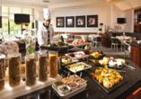 Maritim Hotel Bad Homburg, Frühstücksbuffet