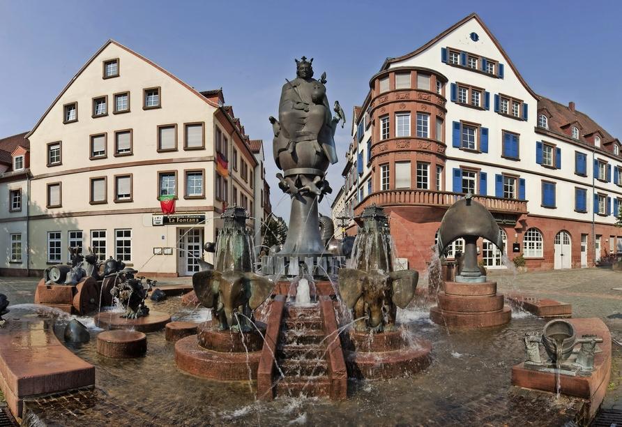 Best Western Hotel Kaiserslautern, Altstadt