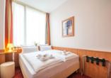 Amedia Express Passau, Doppelzimmer Standard