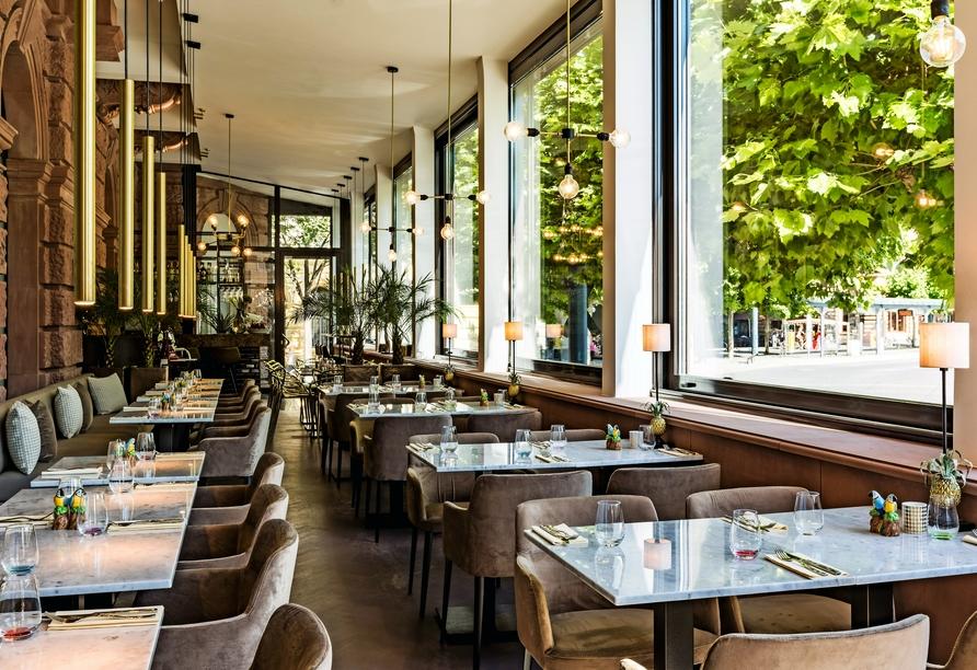 AC Hotel Mainz, Restaurant
