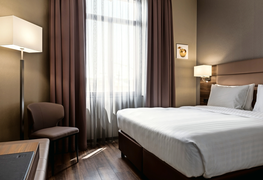 AC Hotel Mainz, Zimmerbeispiel