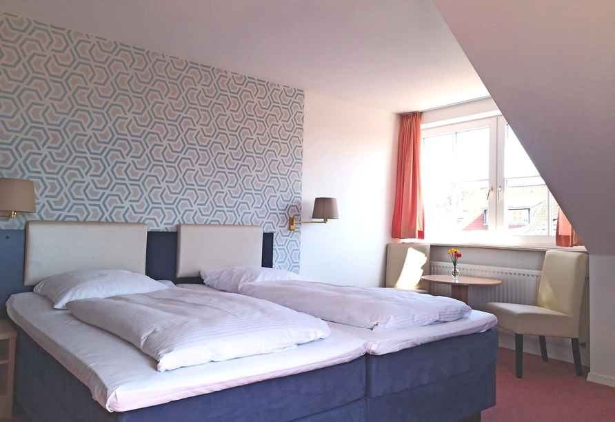 Beispiel für ein Zimmer Standard.