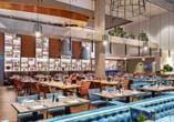 Leonardo Royal Hotel Amsterdam, Restaurant