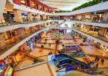 Nova Mall in Manavgat.