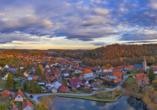 Panorama Ferien Hotel Harz, Güntersberge
