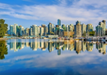 Kanadas Highlights von Ost nach West, Vancouver