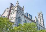 Kanadas Highlights von Ost nach West, Kathedrale Notre Dame in Montreal