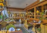 Restaurant im Hotel Hirsch in Bad Peterstal-Griesbach