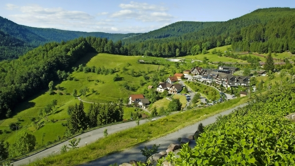 Der Urlaubsort Bad Peterstal-Griesbach erwartet Sie im herrlichen Schwarzwald.