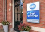 Best Western Hotel Den Haag, Eingang