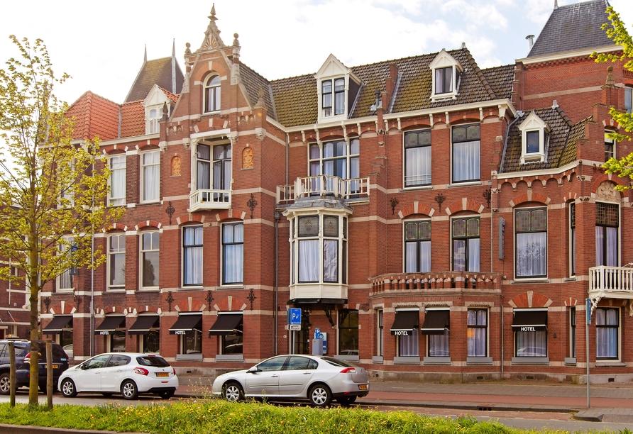 Best Western Hotel Den Haag, Außenansicht