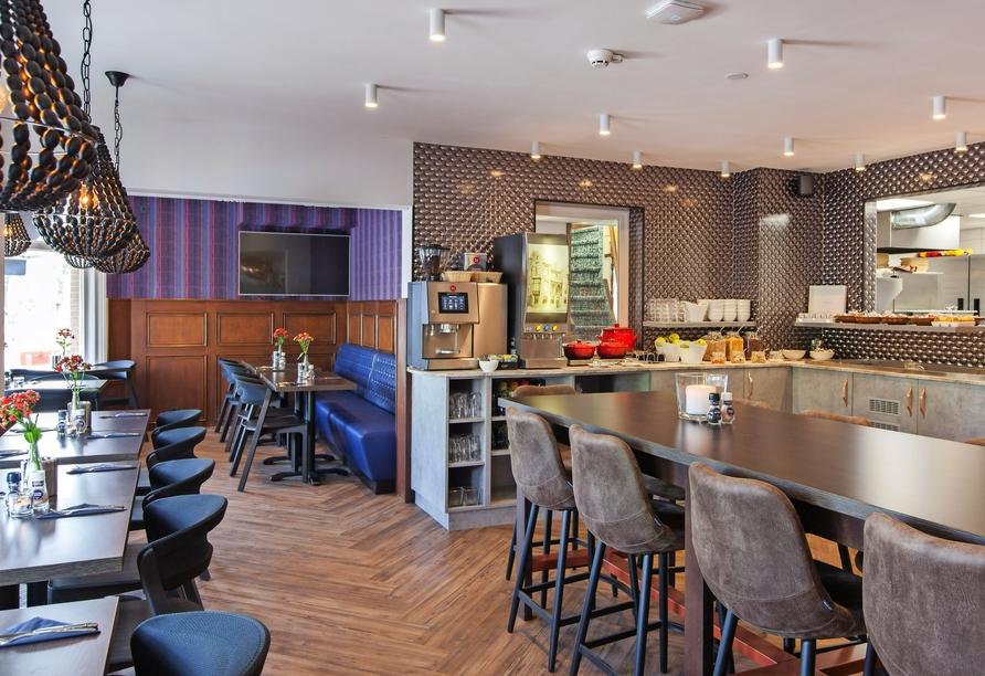 Best Western Hotel Den Haag, Restaurant