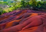 Die Siebenfarbige Erde ist ein absolutes Naturphänomen.