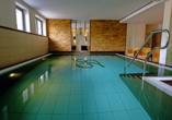 Hotel Walpurgishof Goslar-Hahnenklee Harz, Hallenbad
