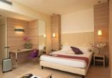 Zimmerbeispiel im Beispielhotel AS Hotel Limbiate Fiera