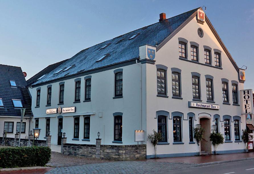 Hotel Hoffmanns Nordfriesisches Haus, Außenansicht