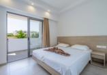 Beispiel eines Doppelzimmers Superior im Hotel Stamos in Faliraki