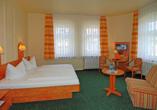 Hotel Stadt Löbau Oberlausitz, Zimmerbeispiel