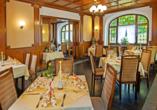 Hotel Stadt Löbau Oberlausitz, Restaurant