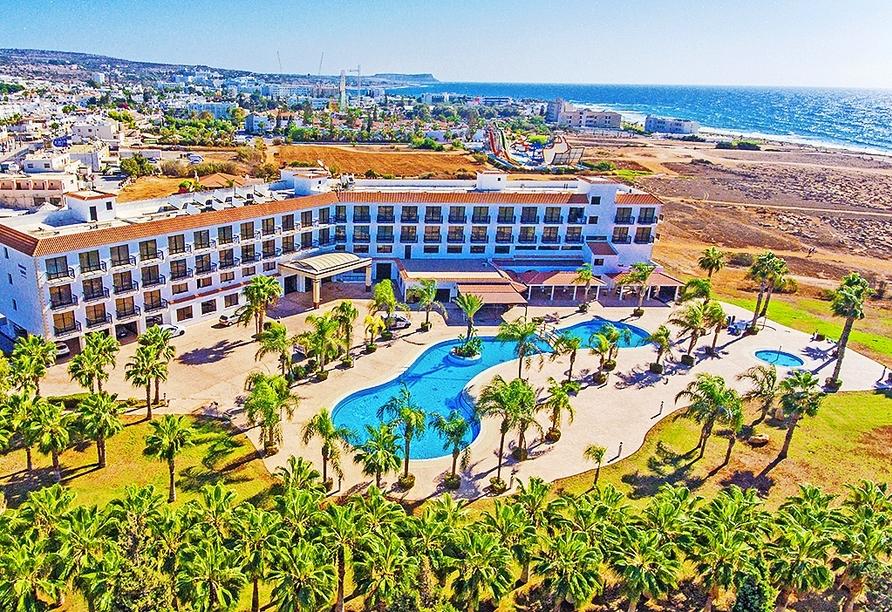 Herzich willkommen im Anmaria Beach Hotel!