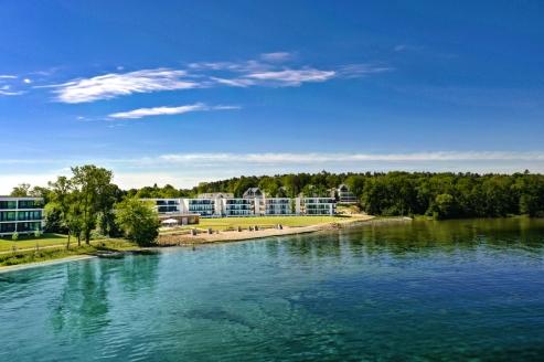 Erholsamer Urlaub in perfekter Naturidylle erwartet Sie im Maremüritz Yachthafen Resort & Spa.