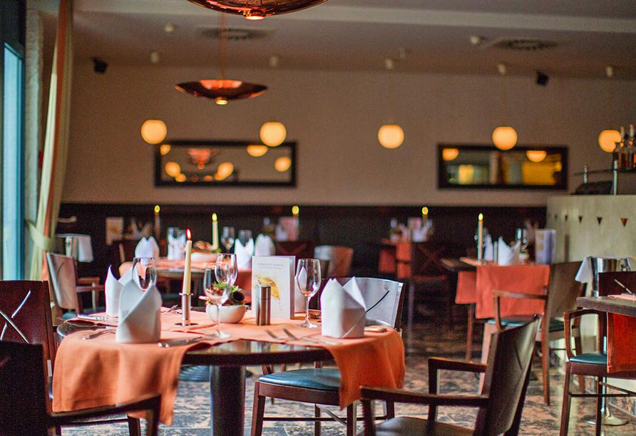 Genießen Sie leckeres Essen im Steakhouse Buffalo.
