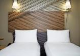 Beispiel eines Doppelzimmers im Beispielhotel Ibis Tbilisi Stadium