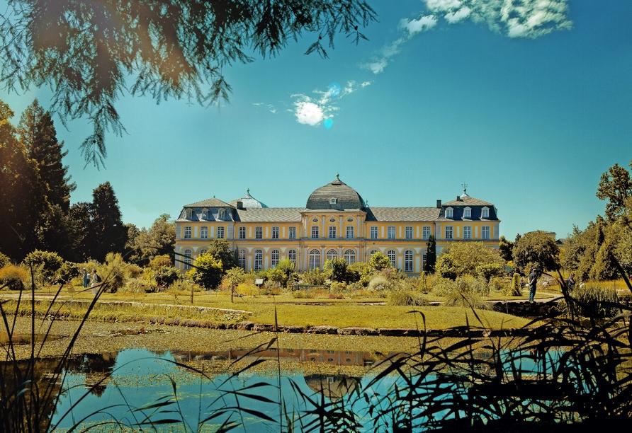 President Hotel Bonn, Poppelsdorfer Schloss
