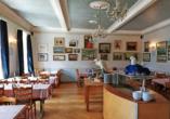 Hotel Hoffmanns Nordfriesisches Haus, Frühstücksraum