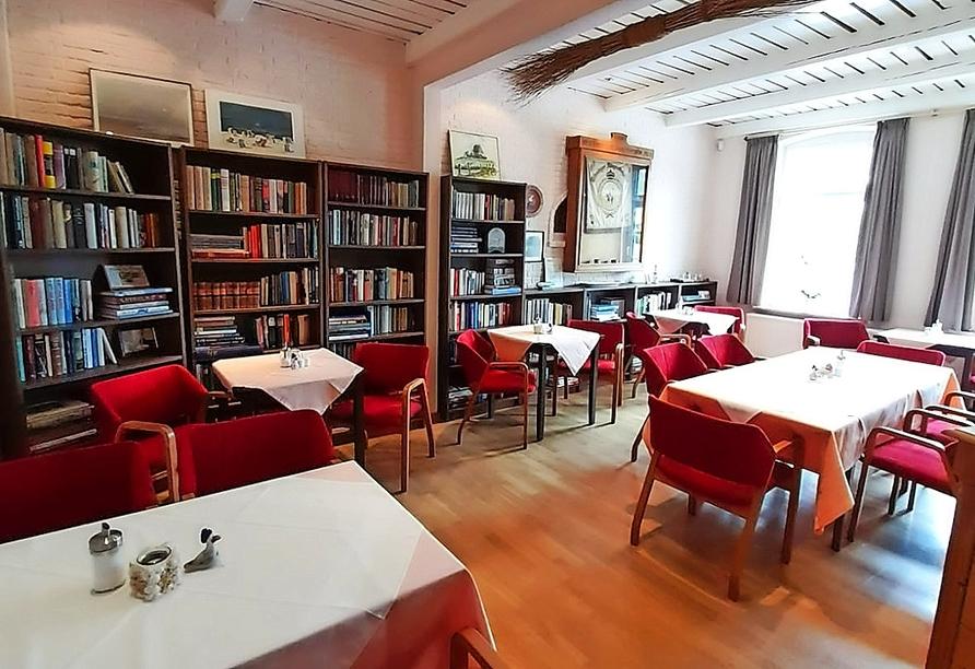 Hotel Hoffmanns Nordfriesisches Haus, Bibliothek