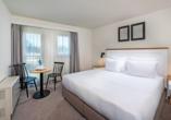 Precise Resort Marina Wolfsbruch, Beispielzimmer Ferienhaus