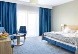 Hotel Lambert Medical Spa, Henkenhagen, Polnische Ostsee, Zimmerbeispiel Standard