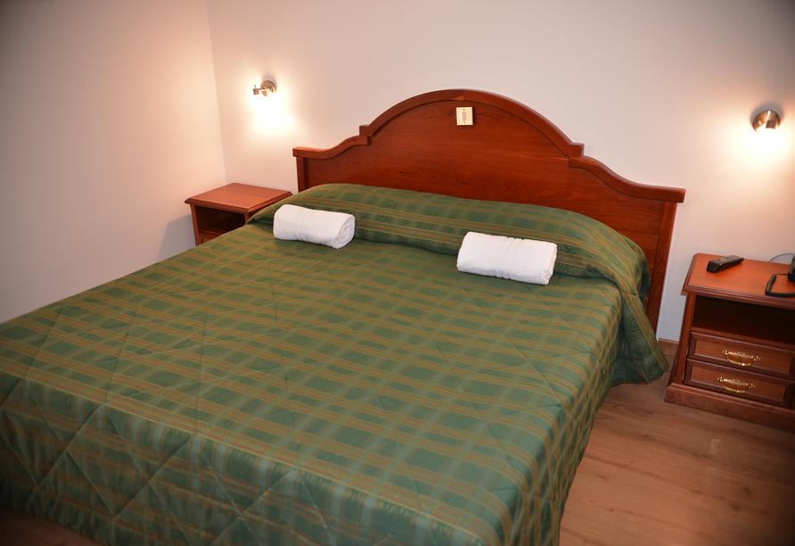 Hotel Villa Melì, Beispiel Doppelzimmer