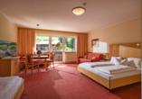 Lifthotel Aschaber in Kirchberg, Zimmerbeispiel Hahnenkamm